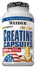 Weider Pure Creatine Kapseln Dose 200 (10,82€/100g) Kreatinmonohydrat !UVP34,99€
