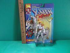 """The Uncanny X-Men X-Force Shatterstar 5""""in Figure w/Duel Sword Action Toy Biz"""