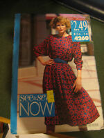 Vintage Butterick See & Sew 4260 Misses Dress Pattern - Sizes 16-24