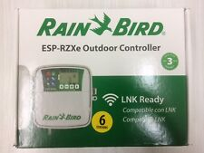 Rain Bird ESP-RZX 6 Station Outdoor Controller WiFi compatible