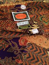 Luxury Islamic Batik Sarong Wrap Muslim Cotton Flower Tradition Indonesia Women