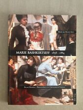 Marie bashkirtseff (1858-1884) peintre et sculpteur ,....PALAIS MASSENA , 1995