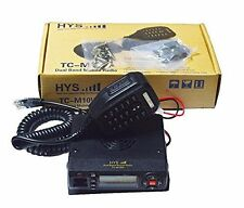 [NEW] HYS TC-M10W Dual Band VHF/UHF FM Transceiver 10W Mobile 136-174/400-490MHz