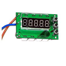 12V Digital PWM DC Motor CPU Fan Temperature Control Speed Controller 4 Way