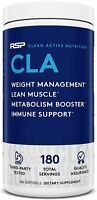 RSP NUTRITION CLA 1,000MG - 180 SOFTGELS