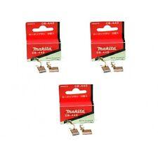 3 pairs Makita Carbon Brushes CB440 = CB448 BDF440 BDF441 BHP451