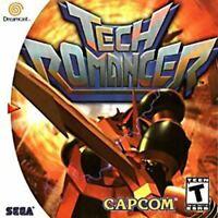 Tech Romancer - Original Sega Dreamcast Game