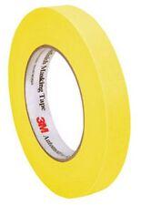 Automotive Refinish Masking Tape, 18 mm x 55 m 3M-6652 Brand New!