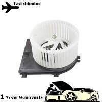 HVAC Heater Blower Motor w/Fan Cage for Volkswagen Beetle 1998 1999 2010