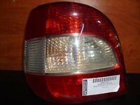 HELLA Tail lights Left 2SK 008 659-111