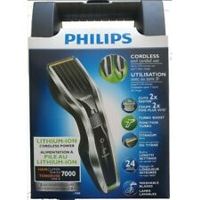 Philips HC7450/80 Hairclipper Series 7000 Hair Clipper DualCut. Brand New in Box