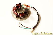 VESPA Zündgrundplatte - Komplett - 7 Kabel / 5 Spulen / 80W - PX / Lusso Zündung