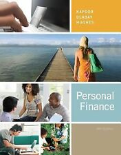 PDF Format - Personal Finance 10th Edition by Kapoor, Dlabay, & Hughes
