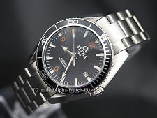 Alpha 922C Planet Ocean men's mechanical automatic watch, black bezel