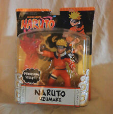 "NARUTO Shinobi Uzumaki Naruto Premium Sculpt 7"" Action Land of Fire Figure Toy"