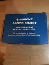 New Aiphone LEM-1DLS Set Access Sentry Loudspeaker Type Door Answering System