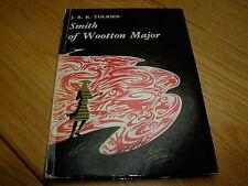 J R R TOLKIEN-SMITH OF WOOTTON MAJOR-1ST-1967-HB-VG-ALLEN & UNWIN-RARE