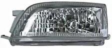 Headlight Set Left Chrome For TOYOTA Carina E Saloon Sportswagon 92-97
