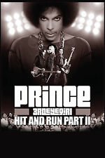 Prince : Hit and Run Part II Concert Poster