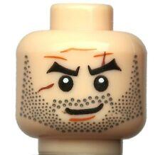NEW LEGO - Figure Head - Star Wars - Boba Fett x 1 - set 8097 9496 Santa Jango