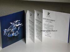 swarovski certificate the dolphins 1990
