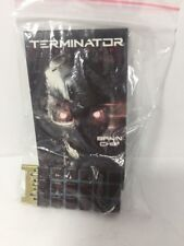 NEW Metal Terminator Genisys T800 Brain Chip Replica Keychain LootCrate rare
