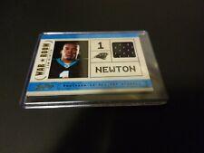 2011 Absolute Cam Newton Rookie War Room Jersey Patch