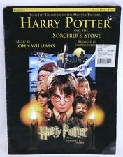 Harry Potter and the Sorcerer's Stone Sheet Music for Clarinet Song Book