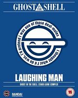 Fantasma IN The Cover Sac - The Laughing Man Blu-Ray Nuovo (MANGB8806)