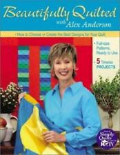 Beautifully Quilted with Alex Anderson : How to Choose or Create the Best Design