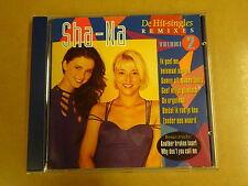 CD / SHA-NA - DE HIT-SINGLES REMIXES - VOLUME 2