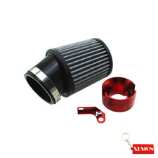 62mm Air Filter + Adapter Kit For Predator 301cc 420cc Honda GX340 GX390 Clone
