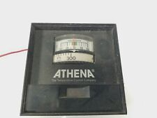 Athena 2000-B Temperature Temp Controller Unit 0-300A C 2000-B-0-0-03C-00