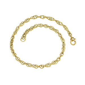 Pre Owned  9ct Bracelet -  Prince of Wales Link