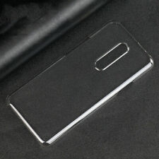 For OnePlus 7T / 7T 7 Pro / 7 / 6T 6 5T 5 Clear Plastic PC Hard Back Cover Case