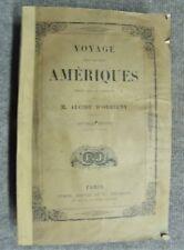 b90 Voyage dans les deux Amériques - Alcide d'Orbigny 1867