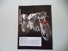 advertising Pubblicità 1973 MOTO YAMAHA YZR 500