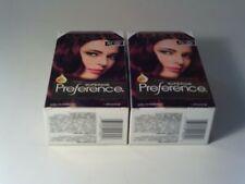 2 Loreal Paris superior preference permanent hair color #4m dark mahogany brown