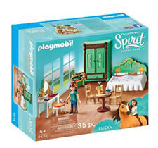 Playmobil 9476 Spirit Riding Free Lucky's Bedroom MIB/New