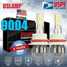 9004 HB1 LED Headlight Kit Hi/Lo Beam 1500W 225000LM Car Light Bulbs 6000K White