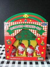 1999 Sanrio VTG Japan Auth Hello Kitty CHRISTMAS LIGHT Doll FIGURE rare