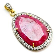 Ruby Fashion Pendants