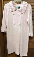 Storybook Knits Women's Cardigan, First Lady, Long Pink Sweater Coat, Small, NWT