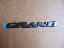 2000-2003 PONTIAC GRAND PRIX FRONT DOOR EMBLEM 10442390
