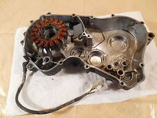 1997 97 SUZUKI QUAD RUNNER LT-F4WD LT250 STATOR + COVER + MAGNETIC PICK UP T1081