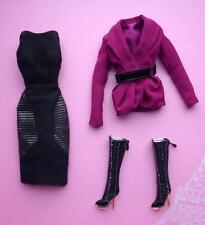 """12"""" FR~Electric Enthusiasm Dominique Makeda Outfit~Nu Face 2.0~LE 600~Rare!"""