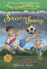 Magic Tree House #52: Soccer on Sunday by Mary Pope Osborne, Sal Murdocca...