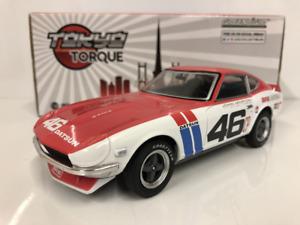 1970 Datsun 240Z BRE #46 Tokyo Torque 1:24 Scale Greenlight 18301