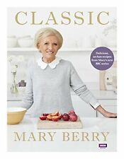 Mary Berry Classic No Fuss Recipes 2018 Edition Hardback Cook Book BBC Series