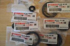 Genuine Yamaha RD500LC 47X Engine Oil Seal Set